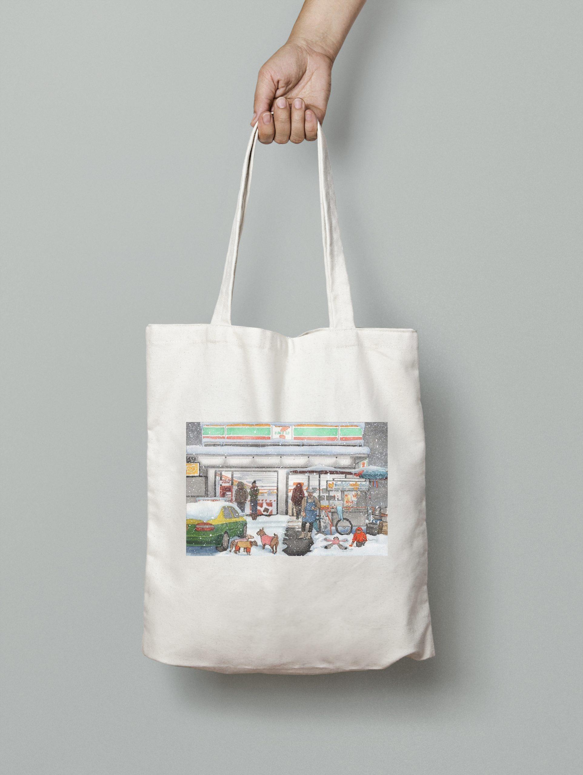 Tote Bag – Seven Eleven