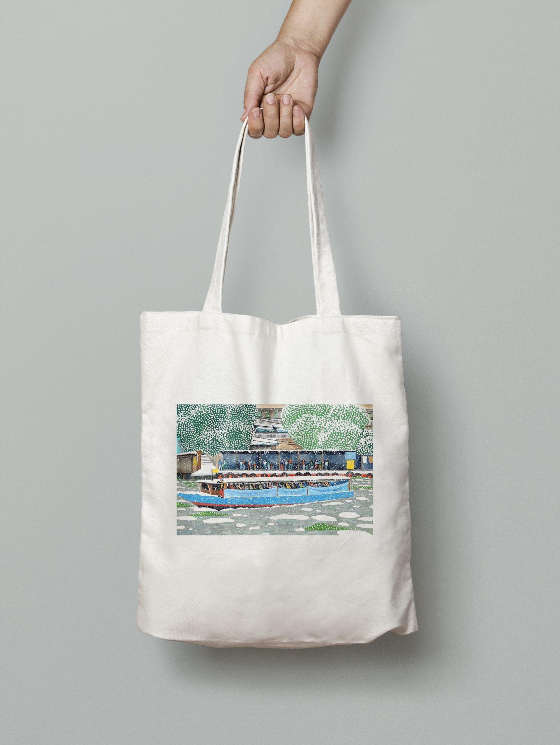 Tote Bag – Klong Boat