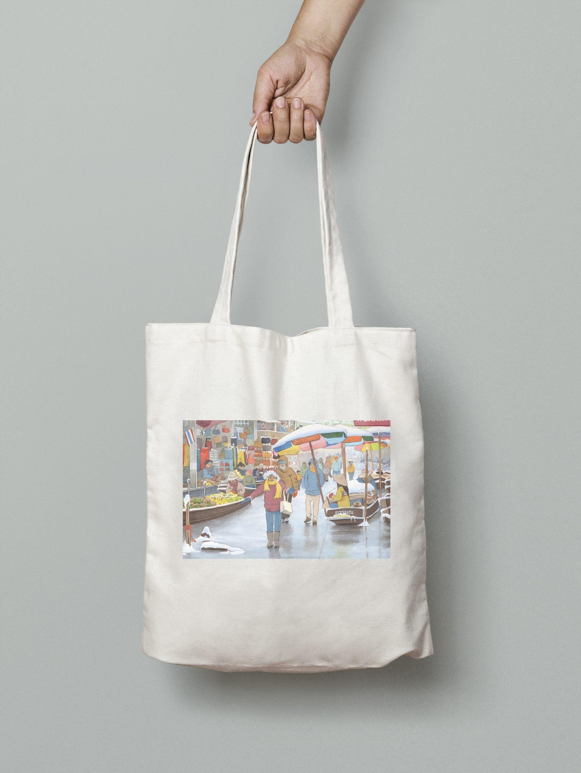 Tote Bag – Floating Market