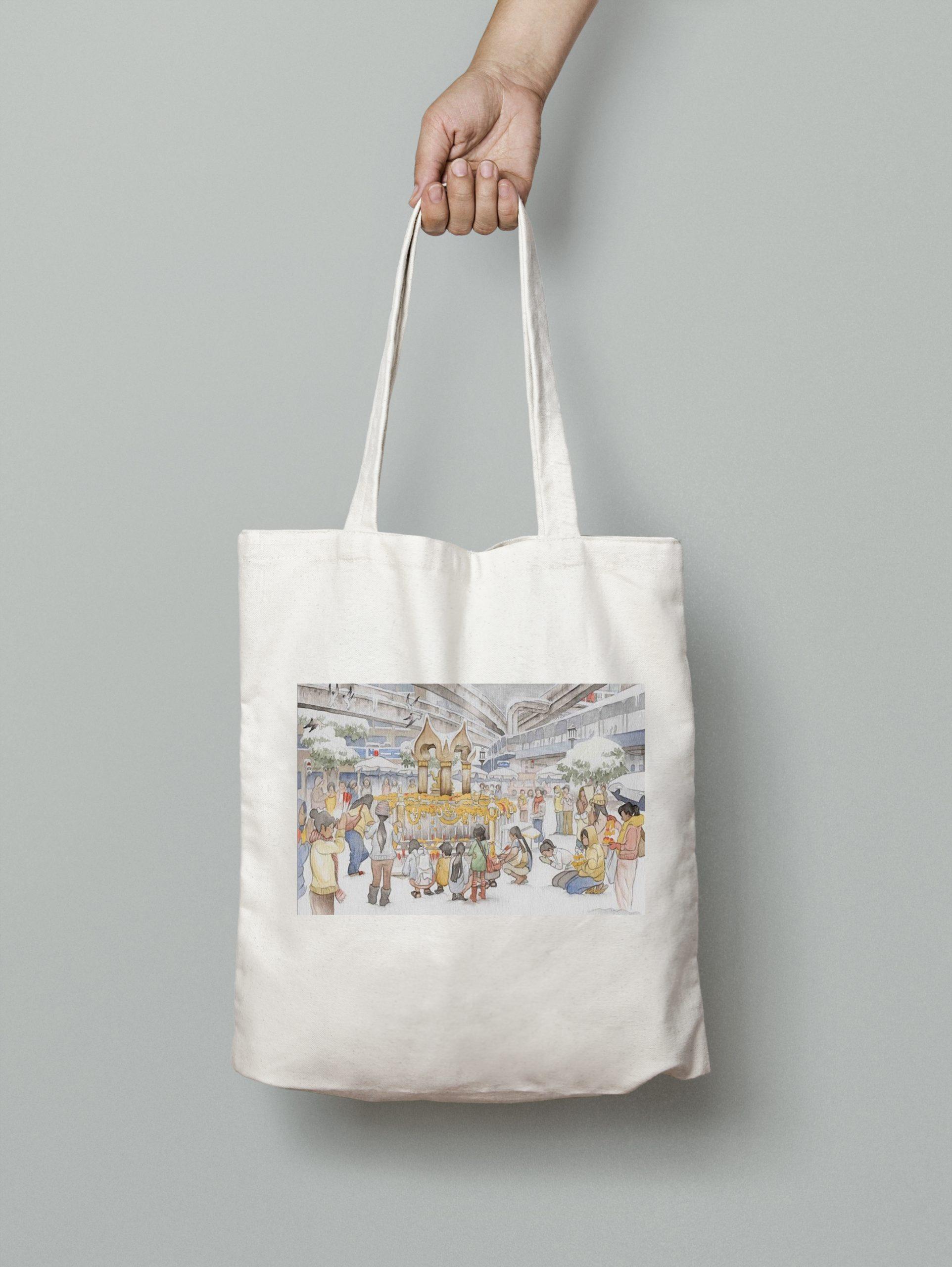 Tote Bag – Erawan Shrine