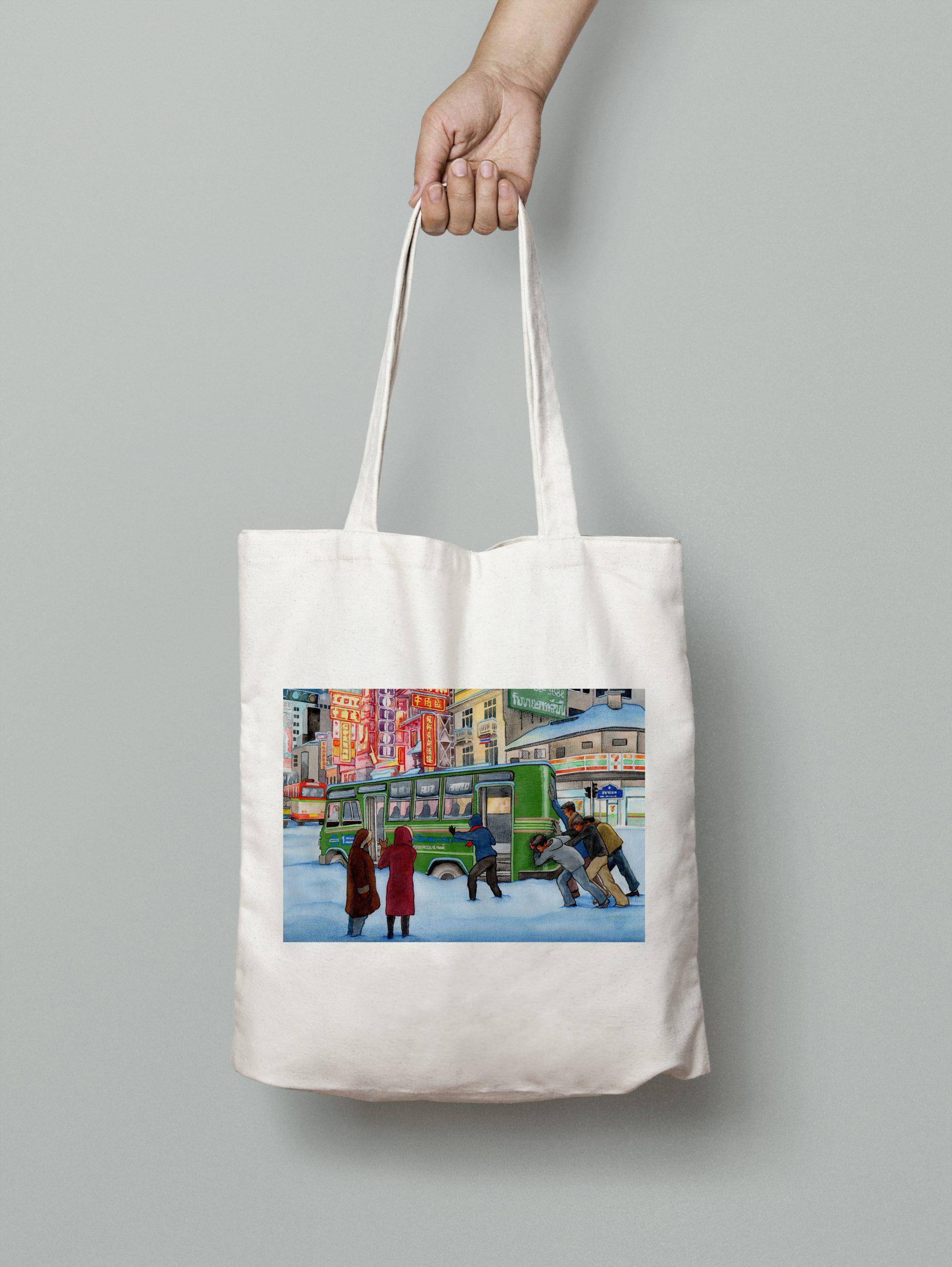 Tote Bag – Greenbus