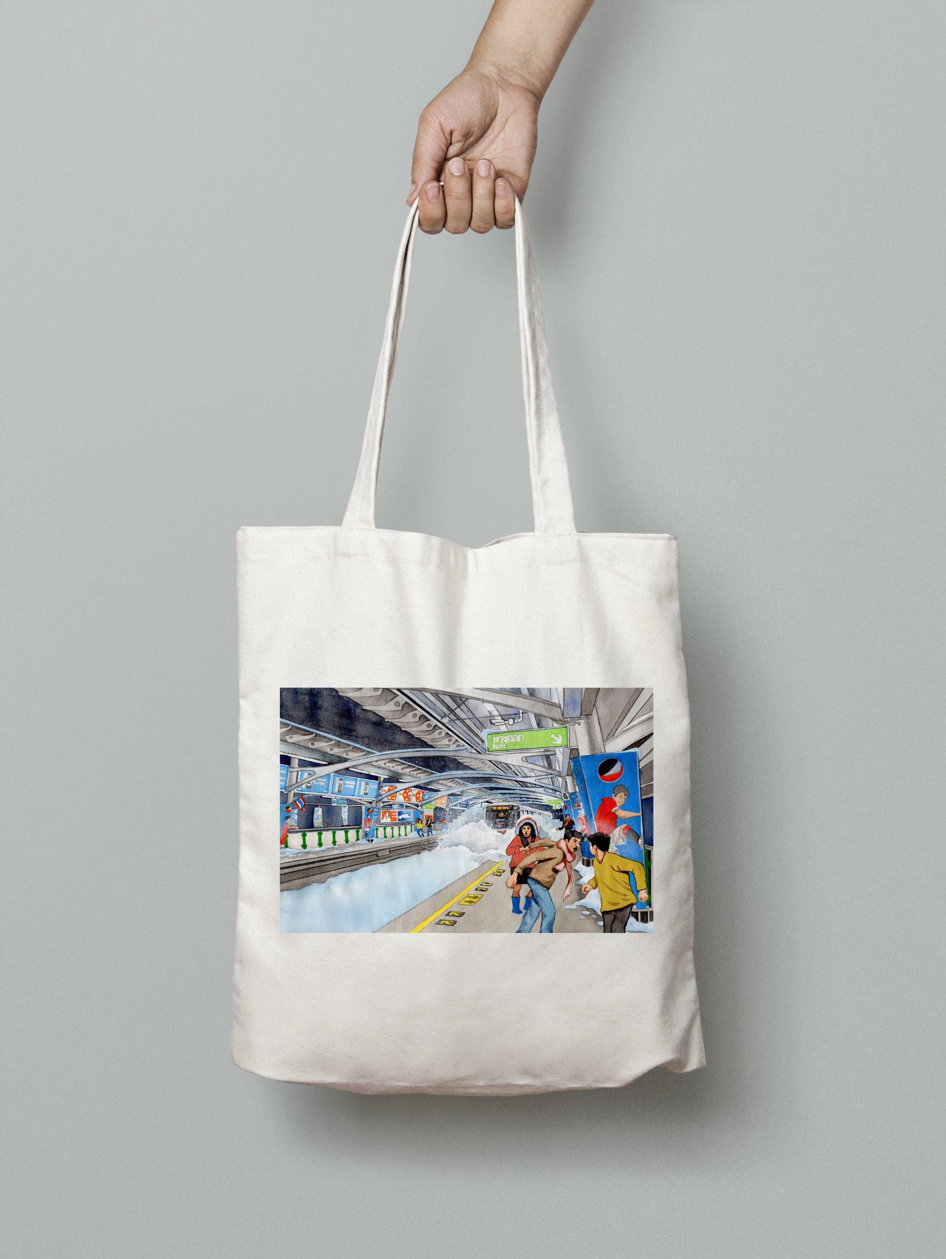 Tote Bag – BTS
